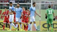 Lazio,Biglia capitano. Candreva è furioso