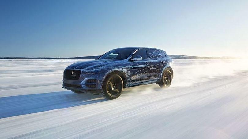 Jaguar F-Pace, il SUV pronto all'estremo