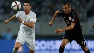Milan ko ai rigori col Real, Mihajlovic soddisfatto