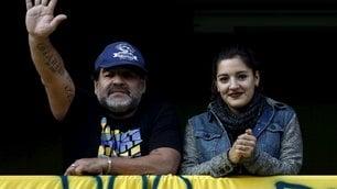 Maradona a Claudia: «Dammi 9 milioni»
