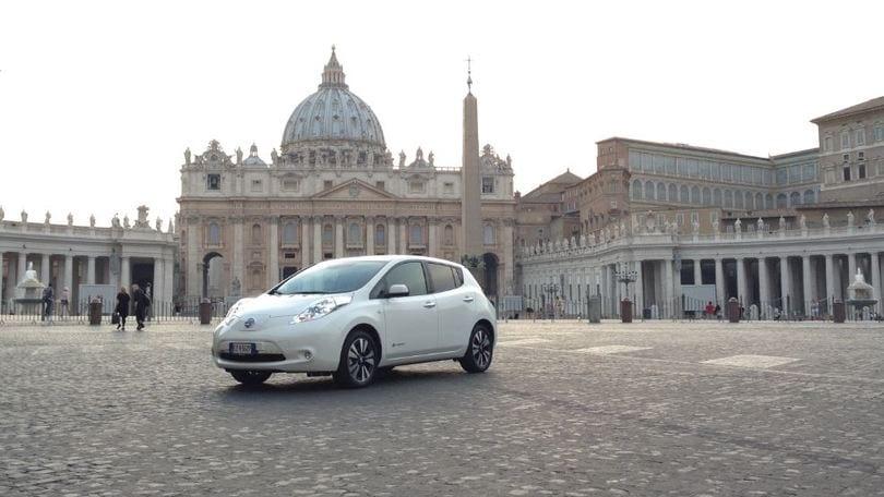 Nissan Leaf, la prova consumi: 160 km con 4 euro