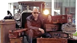 Mario Biondi, il re del soul ama le auto d'epoca
