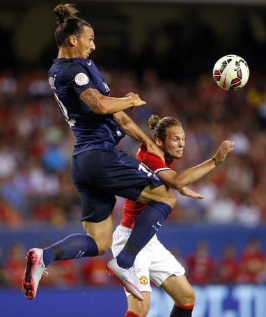 Mutu: «Ibra aveva gli incubi su Ronaldo»