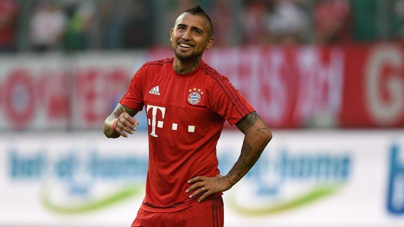 Vidal: «Felice dell'esordio, sarò presto al top»