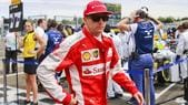 F1 Ferrari, Raikkonen: «Sono veloce, risultati arriveranno»