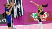 Volley: A2 Femminile, Aversa al completo con Manfredini