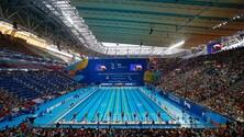 Nuoto, record del mondo di  Sjoestrom nei 100 farfalla donne