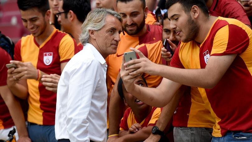 Mancini: «Bella partita, non sono preoccupato»