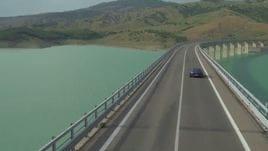 Mercedes AMG GT, il Basilicata coast to coast della supercar