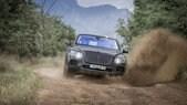 Bentley Bentayga, il SUV di lusso anche per l'offroad