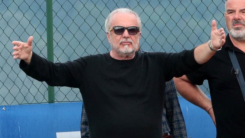 De Laurentiis: «Napoli, nuovo stadio da 41mila posti»