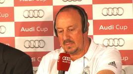 Benitez su Napoli, Milan e Vidal