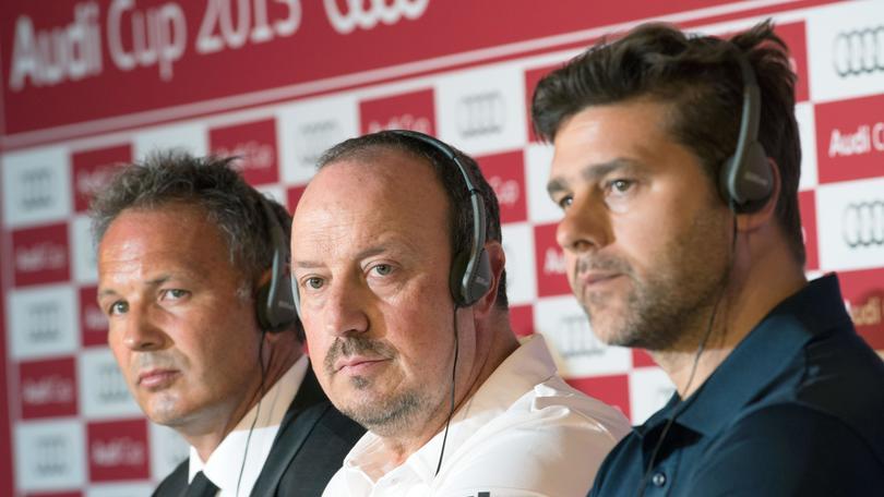 Benitez: «Scudetto al Napoli? Sarei felice»