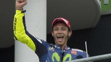 MotoGp, un altro record per Rossi