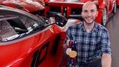 Capriani, dalle Olimpiadi al progetto in Ferrari