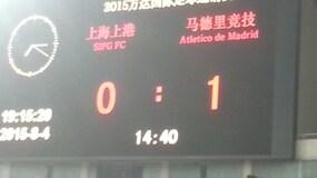Qui Shanghai: Eriksson e Simeone tifano Lazio
