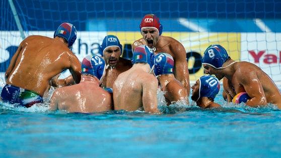 Impresa Settebello: 8-7 all'Ungheria, è semifinale mondiale