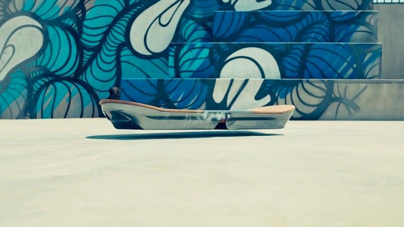 Lexus Hoverboard, il video dello skate a levitazione