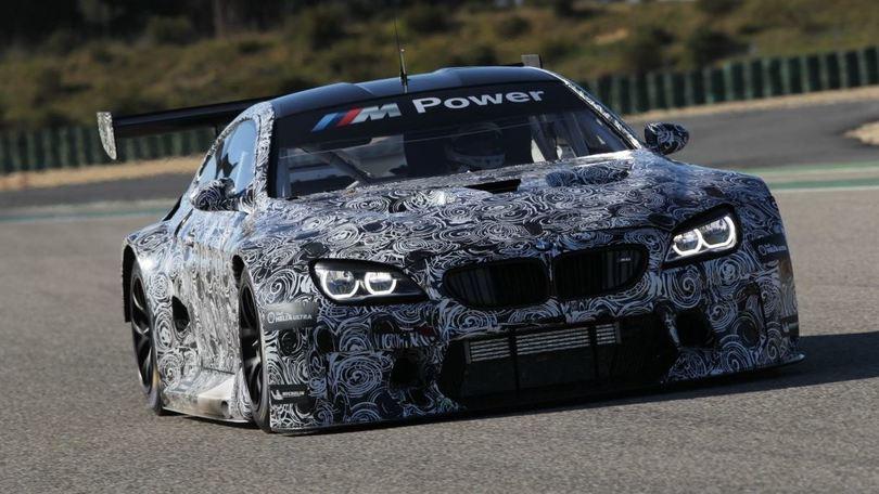 BMW M6 GT3, 600 cavalli a 375 mila euro