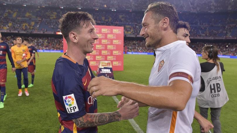Braida: «Messi come Totti: può giocare fino a 40 anni»