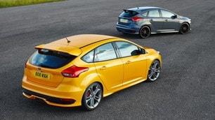 Ford Focus ST,foto e prezzi