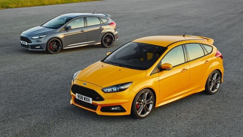 Ford Focus ST, la sportiva per tutti scende in pista