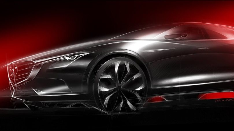"""Mazda Koeru, il concept che """"supera"""" il SUV"""