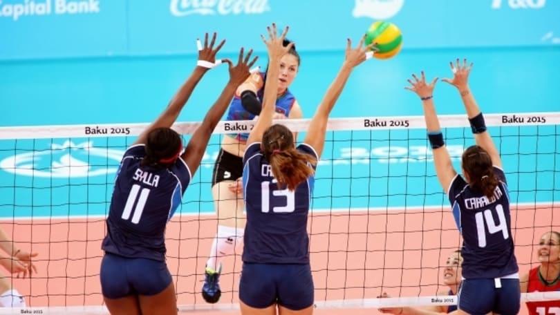 Volley: La Nazionale Femminile da lunedì lavora a Roma