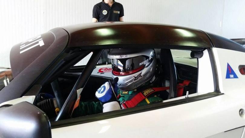 Lotus Cup, Marco Melandri sulla Elise