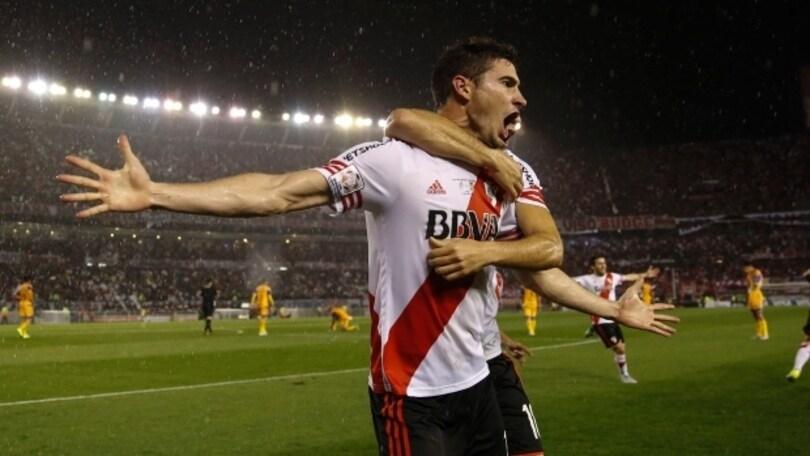 Alario regala al River Plate la Coppa Libertadores