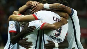 Lille-Psg 0-1: trionfo parigino con Lucas