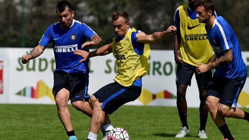 Inter, Shaqiri via. Poi Perotti o Perisic