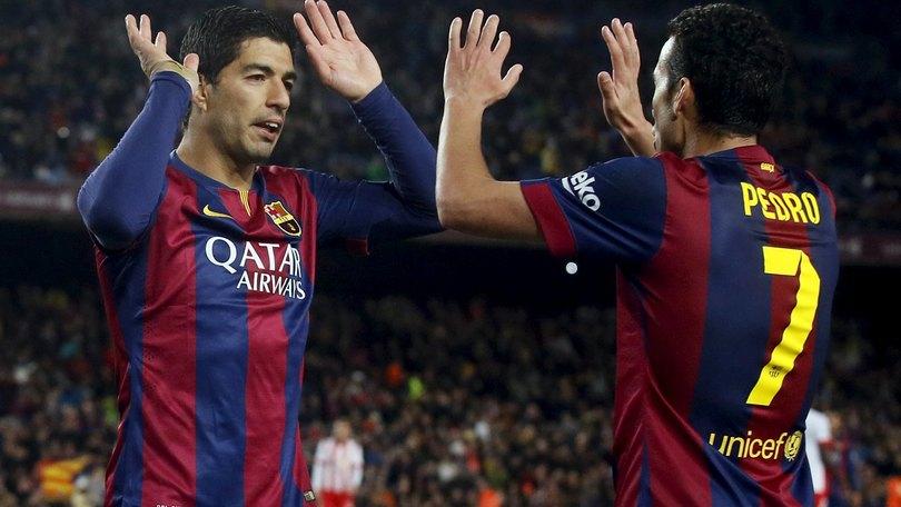 «Pedro sempre più vicino al Manchester United»