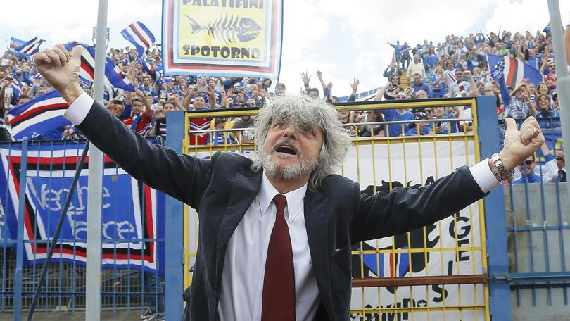 «Presidente, prendi Balotelli». E Ferrero retwitta