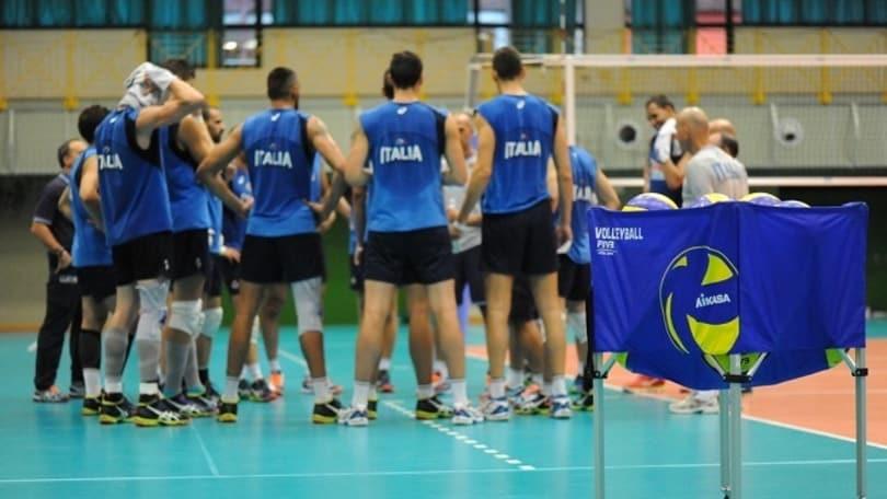 Volley: La nazionale di Blengini al lavoro a Cavalese