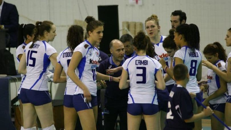 Volley: L'Under 23 in partenza per i Mondiali in Turchia