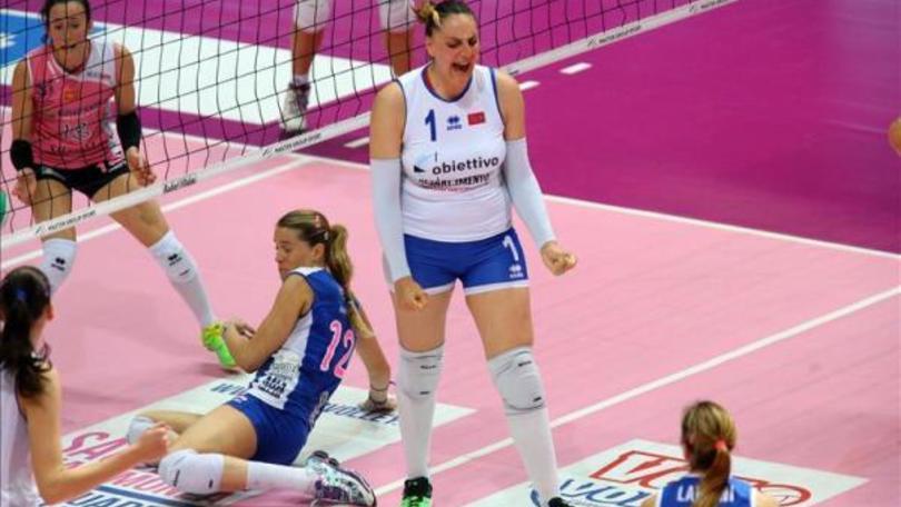 Volley: A2 Femminile, Forlì prende anche Marylin Strobbe