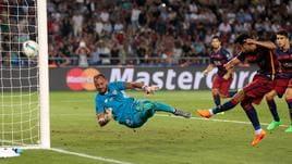 Supercoppa Europea al Barcellona, 5-4 al Siviglia!