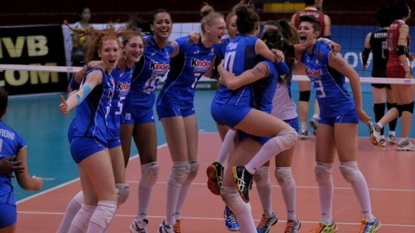 italia russia volley femminile oggi - photo #33