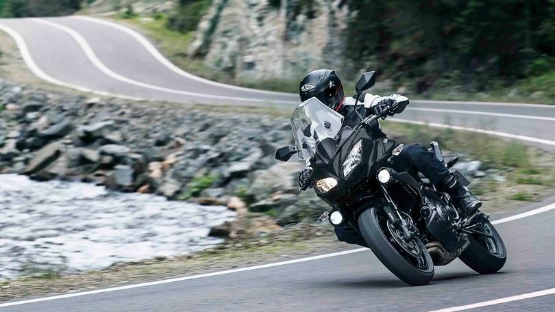 "Kawasaki: la Versys 650 cambia ""pelle"""