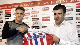 Sanabria allo SportingGijón per giocare da titolare