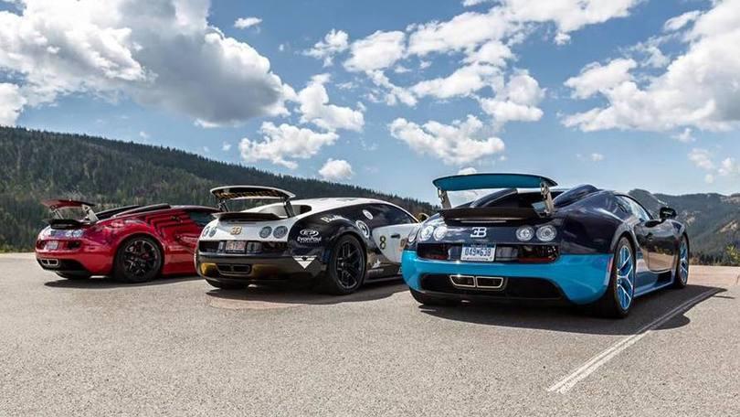Bugatti, a Francoforte l'erede della Veyron?