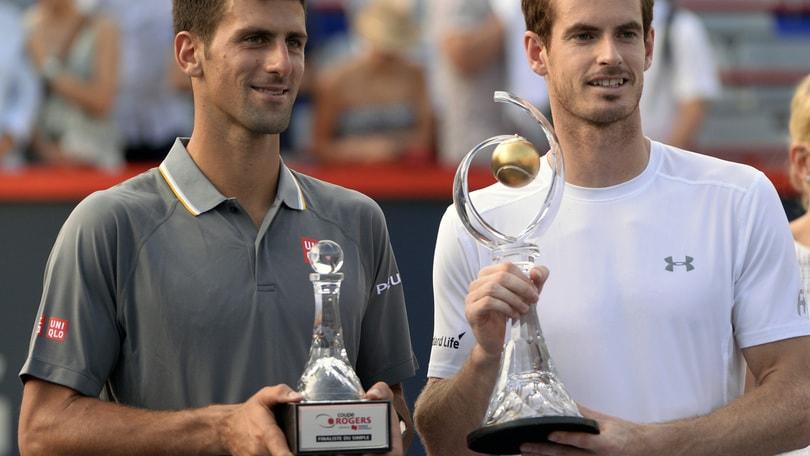 Atp Montreal, trionfo Murray: in finale battuto Djokovic