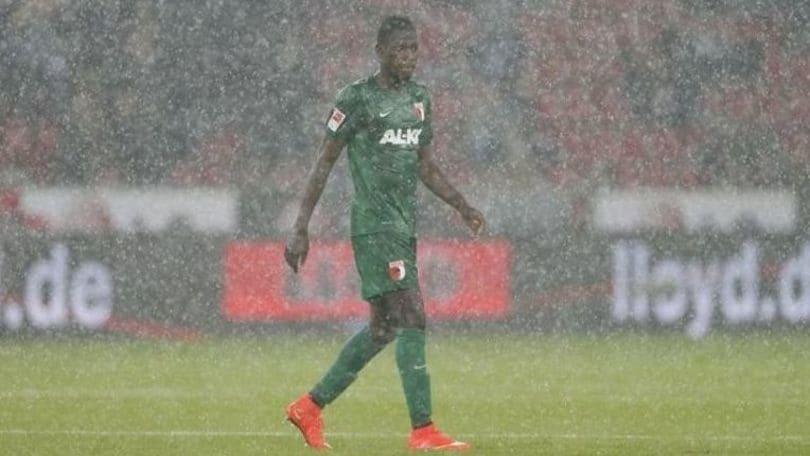 Ufficiale, Baba al Chelsea. «28 milioni all'Augsburg»