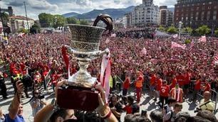 Bilbao, pellegrinaggio Athletic: Supercoppa alla Vergine di Begona