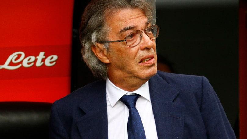 Moratti: «Conte-Inter ok, Mourinho alla Juve la prenderei male»