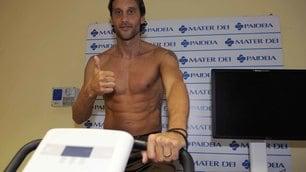 Lazio, torna Mauri. Visite mediche e firma