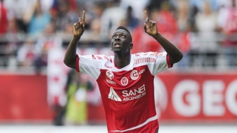 Traoré, gol e cross nella favola del Reims