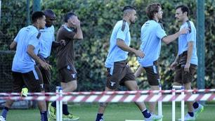 Lazio, ostacoli e coni a Formello