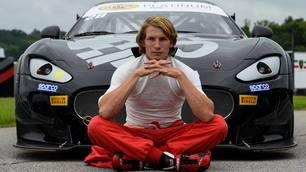 Maserati Trofeo World Series, in pista anche il figlio di James Hunt